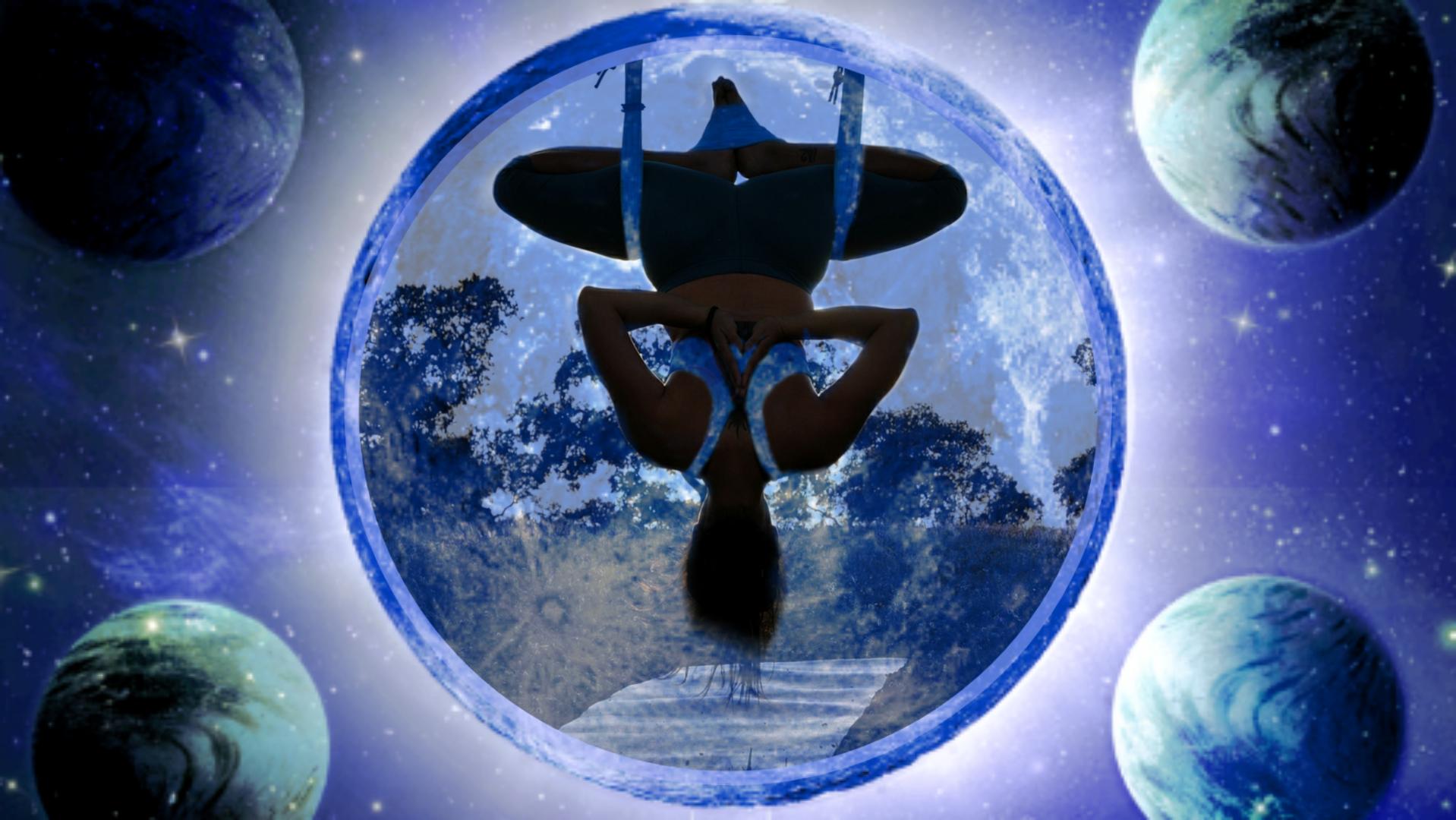 TEACHER TRAINING Yoga Aéreo Profesional  (11-15 agosto)