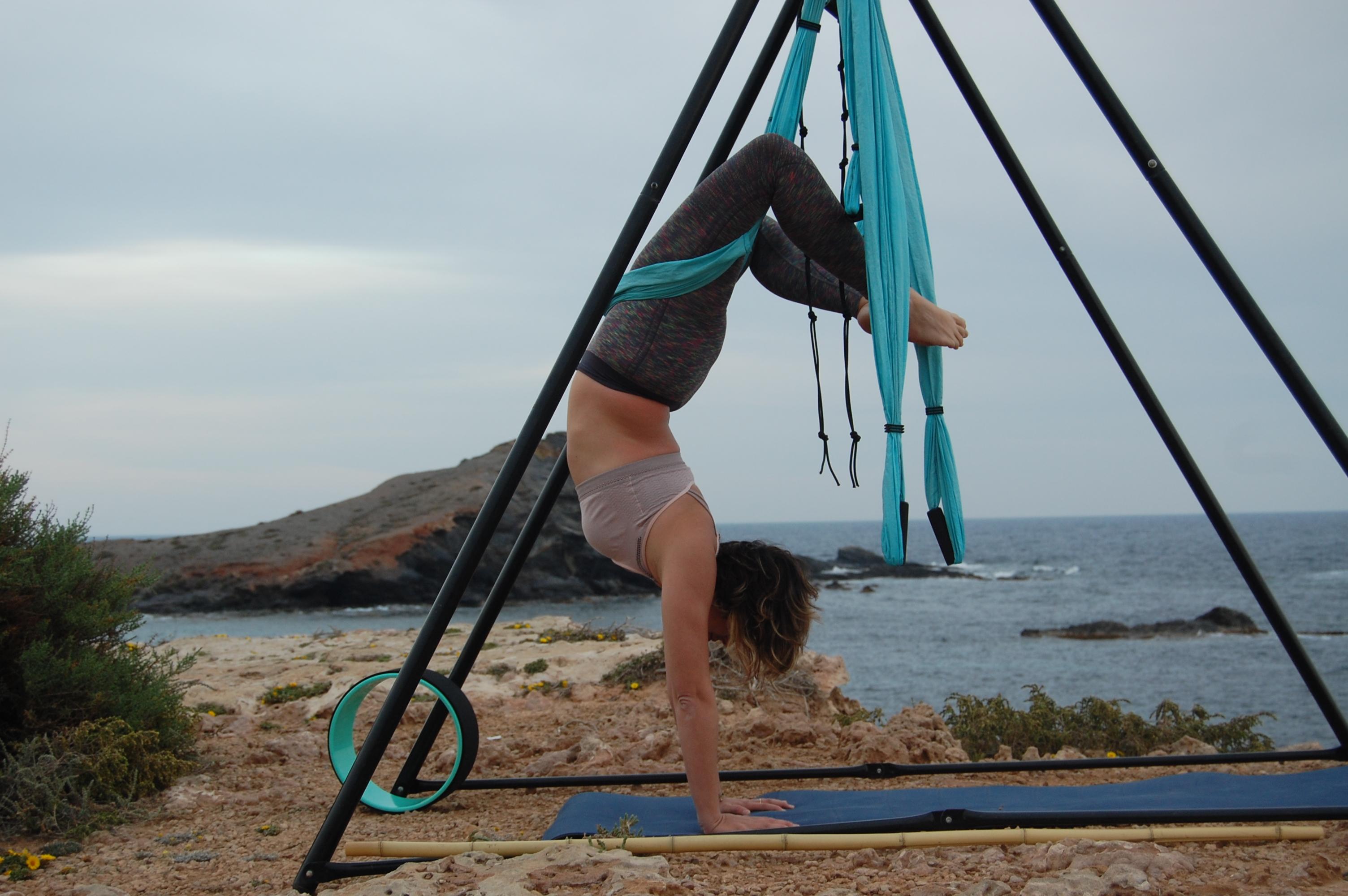 ´MENTORÍA PREMIUM. Yoga Aéreo profesional