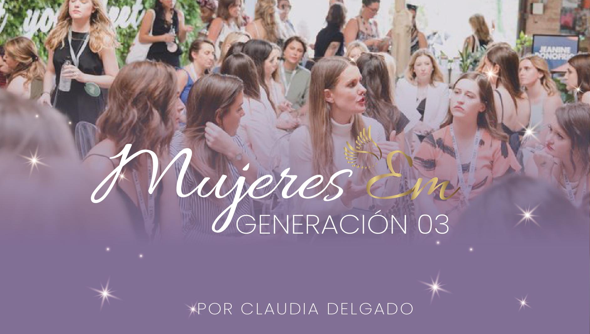 Mujeres EM Generación 3